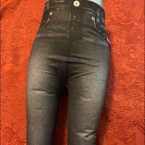 Pants - 🥳 SALE! Distressed - Look Tights/Leggings